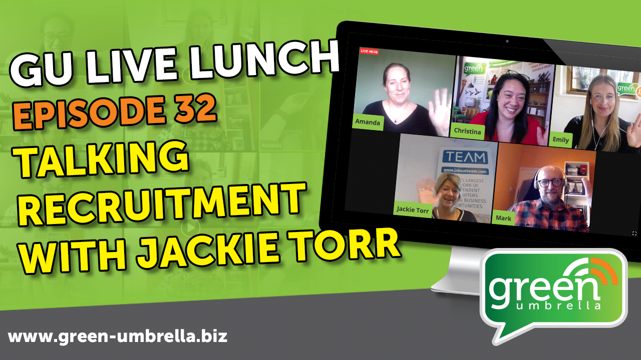 GU Live Lunch Ep 32