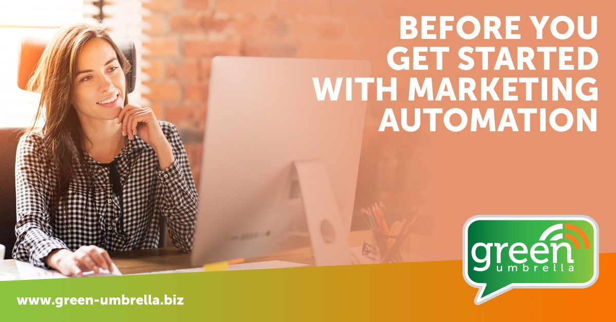 Before you get started with Marketing Automation