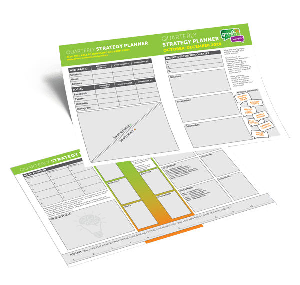 Q4 Marketing Planner