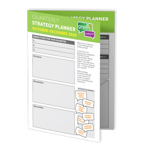 Free Marketing Planner