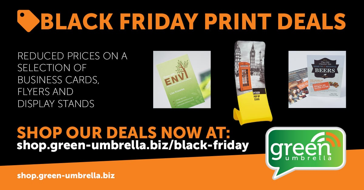 Black Friday Print Deals