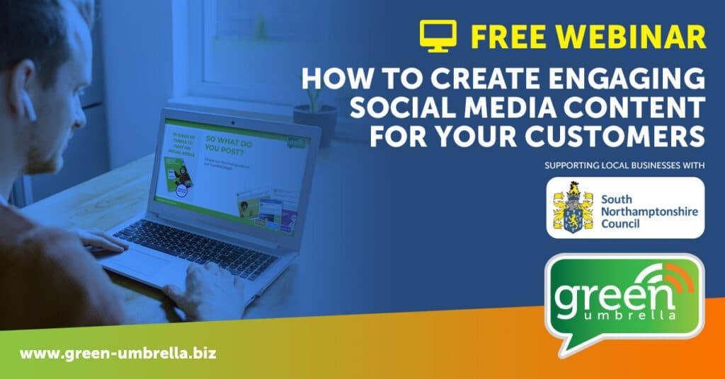 Engaging Content Webinar