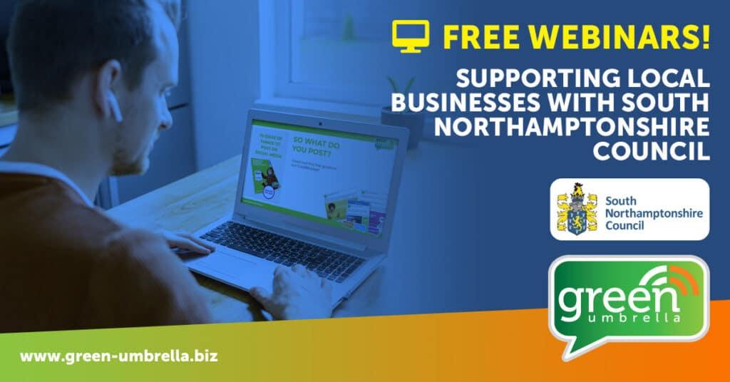 South Northants Council Webinars