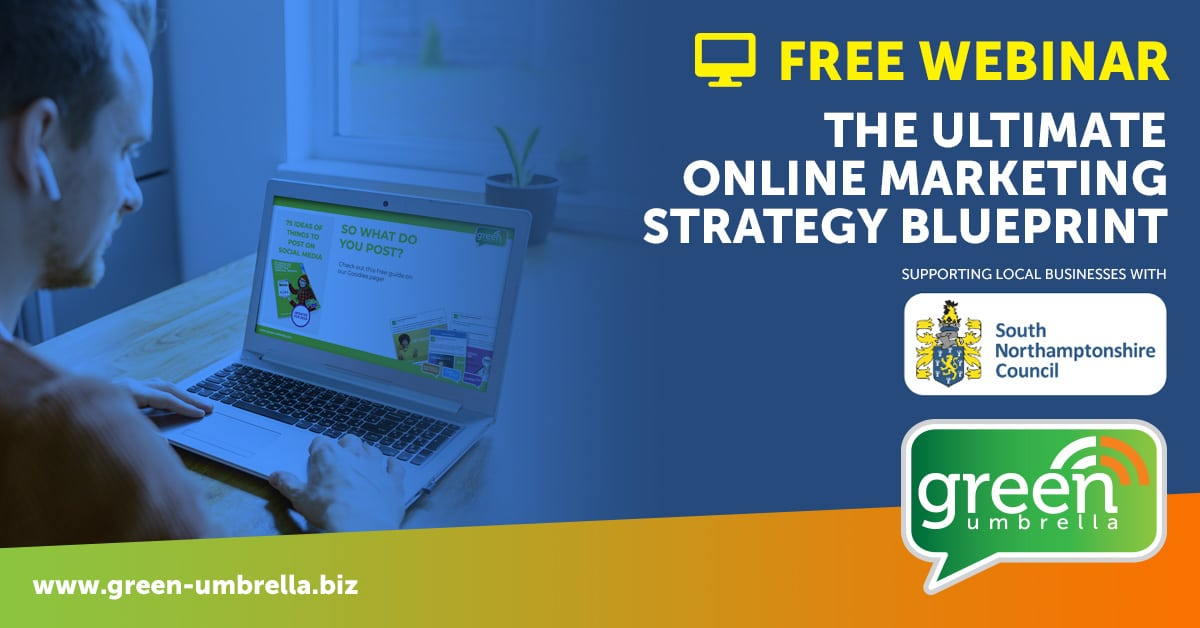 The Ultimate Online Marketing Strategy Blueprint