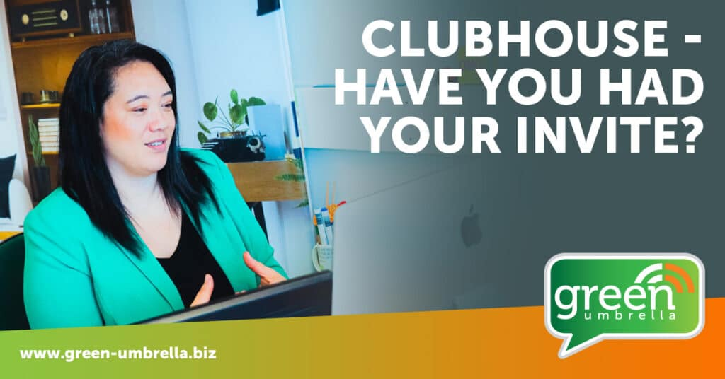 Clubhouse - Have you had your invite yet?