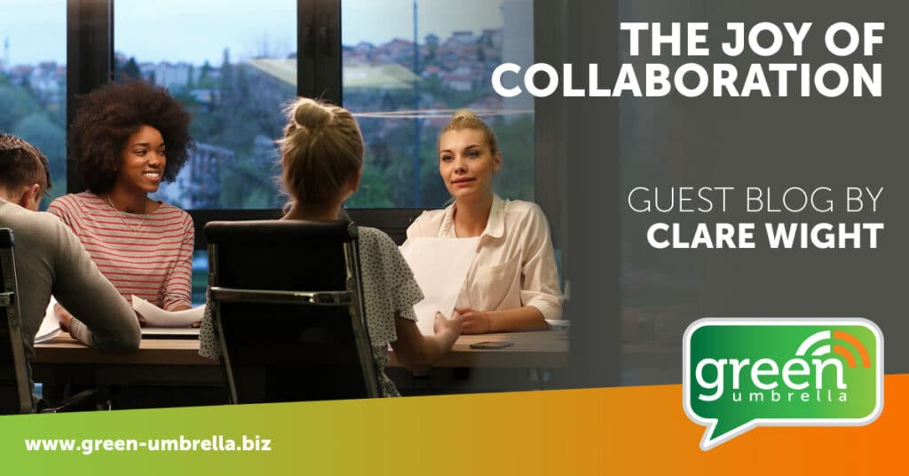 The joy of collaboration