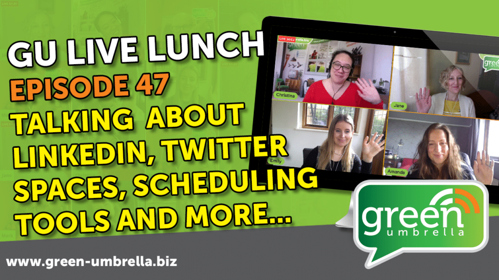 Live Lunch - Ep 47