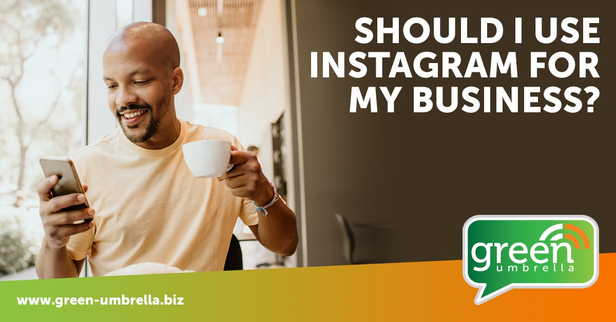 Should I use instagram for business?
