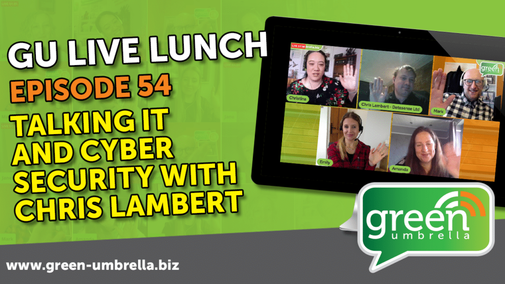Live Lunch Ep 54